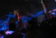 WEMF 2005 - rabbit in the moon glowstick crowd