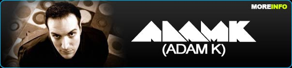 Adam K - Live video and streaming mp3