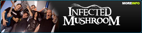 INFECTED MUSHROOM - Live Video and Streaming MP3