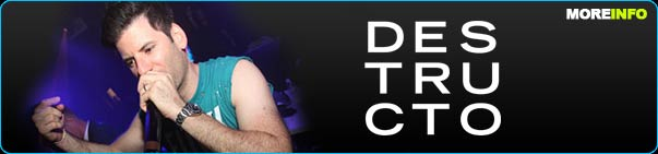 Destructo - Live video and streaming mp3