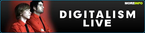 Digitalism - Live Video and Streaming MP3